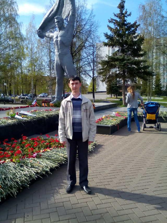 Мемориал г. Ижевска