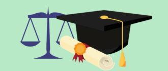 Высшее образование у представителя по КАС РФ